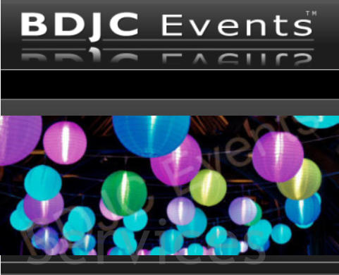 Paper Lantern Hire for Wedding and Events by BDJC Events