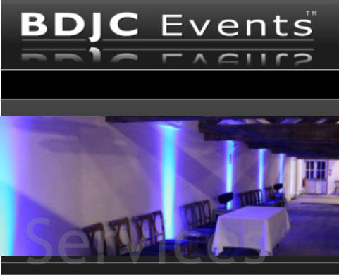 Uplighting & Mood lighting for Events and Weddings